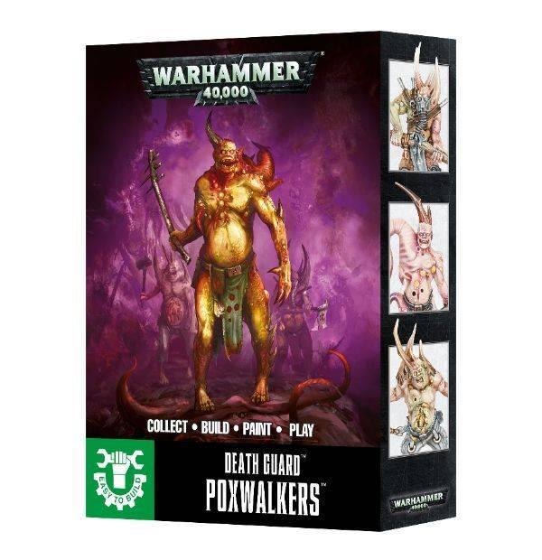 Games Workshop Death Guard Poxwalkers