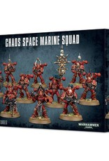 Games Workshop Chaos Space Marine Squad