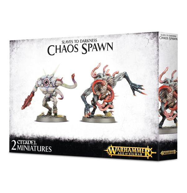 Games Workshop Chaos Spawn