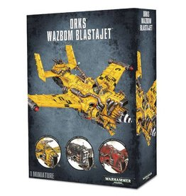 Games Workshop Wazbom Blastajet