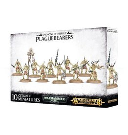 Games Workshop Plaguebearers of Nurgle