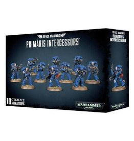 Games Workshop Primaris Intercessors