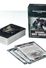 Games Workshop Datacards: Grey Knights