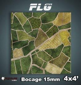 Frontline-Gaming FLG Mats: 15mm Bocage 4x4'