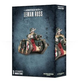 Games Workshop Genestealer Cults Leman Russ