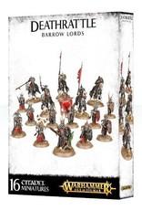 Games Workshop Deathrattle Barrow Lords