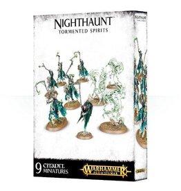 Games Workshop Nighthaunt Tormented Spirits