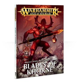 Games Workshop Battletome: Blades of Khorne