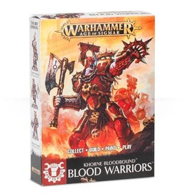 Games Workshop Easy to Build: Blood Warriors