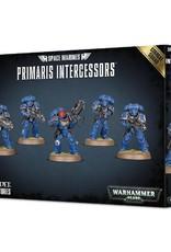 Games Workshop Primaris Intercessors Combat Squad