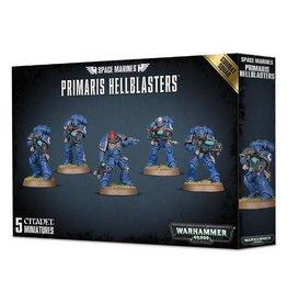 Games Workshop Primaris Hellblasters Combat Squad