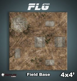 Frontline Gaming FLG Mats: Field Base 4x4'
