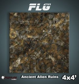 Frontline-Gaming FLG Mats: Ancient Alien Ruins 4x4'