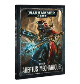 Games Workshop Codex: Adeptus Mechanicus