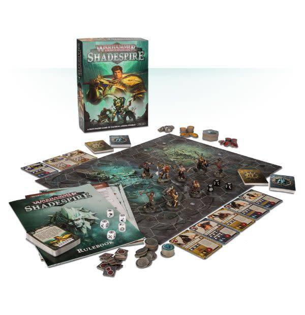 Games Workshop Warhammer Underworlds: Shadespire