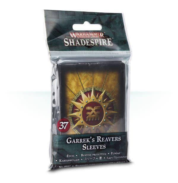 Games Workshop Warhammer Underworlds: Shadespire – Garrek's Reavers Sleeves