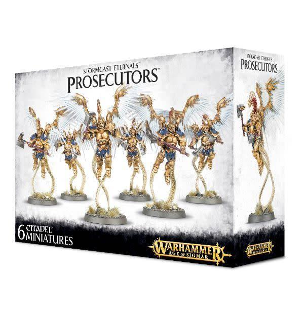 Games Workshop Stormcast Prosecutors