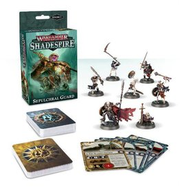 Games Workshop Warhammer Underworlds: Shadespire – Sepulchral Guard