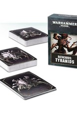 Games Workshop Datacards: Tyranids