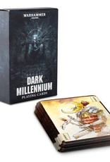 Games Workshop Dark Millennium Playing Cards