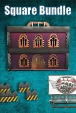 Frontline Gaming ITC Terrain Series: Urban Square Bundle