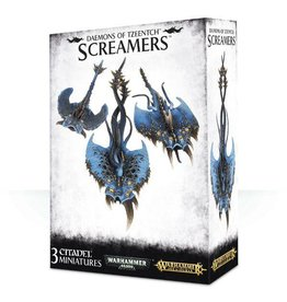 Games Workshop Screamers of Tzeentch
