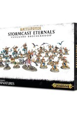 Games Workshop Battleforce Stormcast Eternals Vanguard Brotherhood