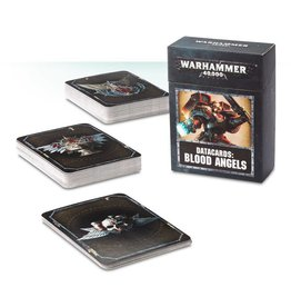 Games Workshop Datacards: Blood Angels