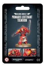 Games Workshop Blood Angels Primaris Lieutenant Tolmeron