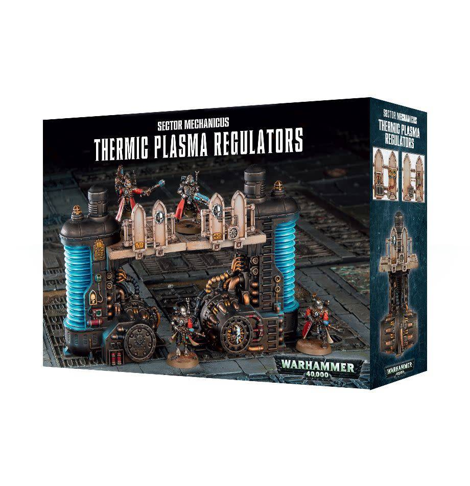 Games Workshop Thermic Plasma Regulators