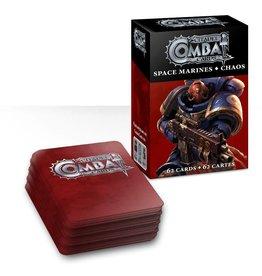 Games Workshop Citadel Combat Cards