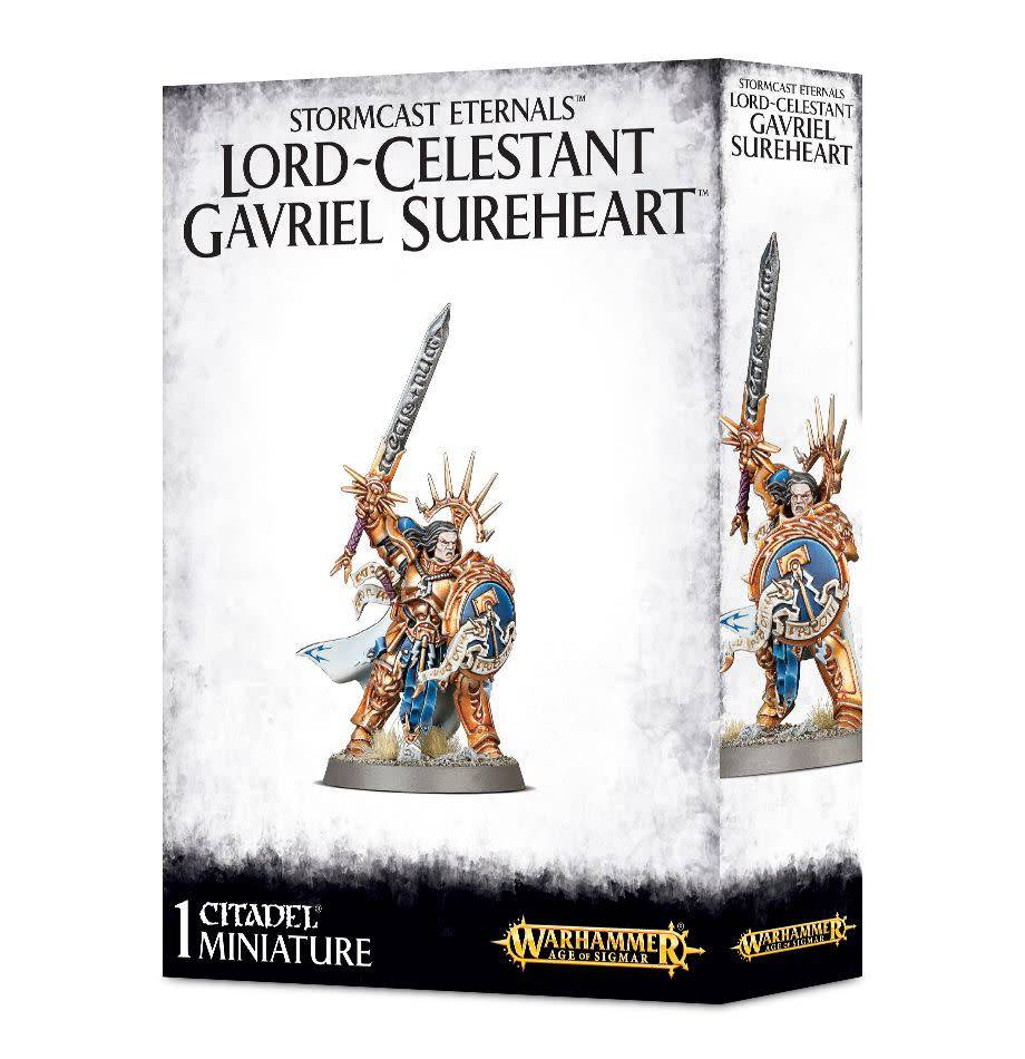 Games Workshop Lord-Celestant Gavriel Sureheart