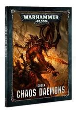 Games Workshop Codex: Chaos Daemons