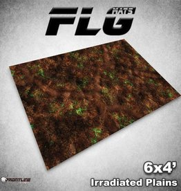 Frontline-Gaming FLG Mats: Irradiated Plains 6x4'