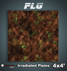Frontline-Gaming FLG Mats: Irradiated Plains 4x4'