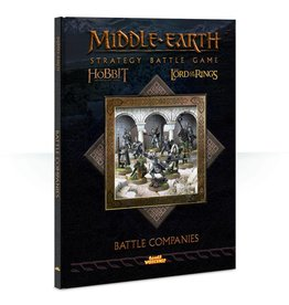 Games Workshop Middle-earth Battle Companies