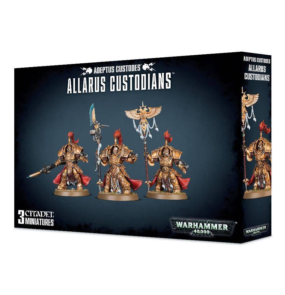 Games Workshop Allarus Custodians