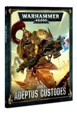 Games Workshop Codex: Adeptus Custodes