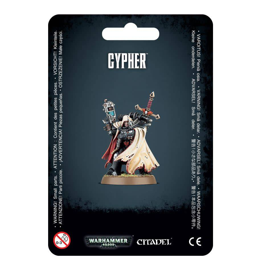 Games Workshop Cypher