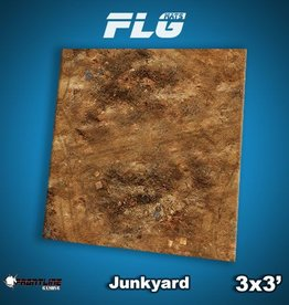 Frontline-Gaming FLG Mats: Junkyard 3x3'