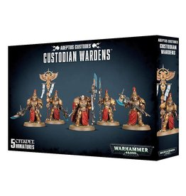 Games Workshop Custodian Wardens