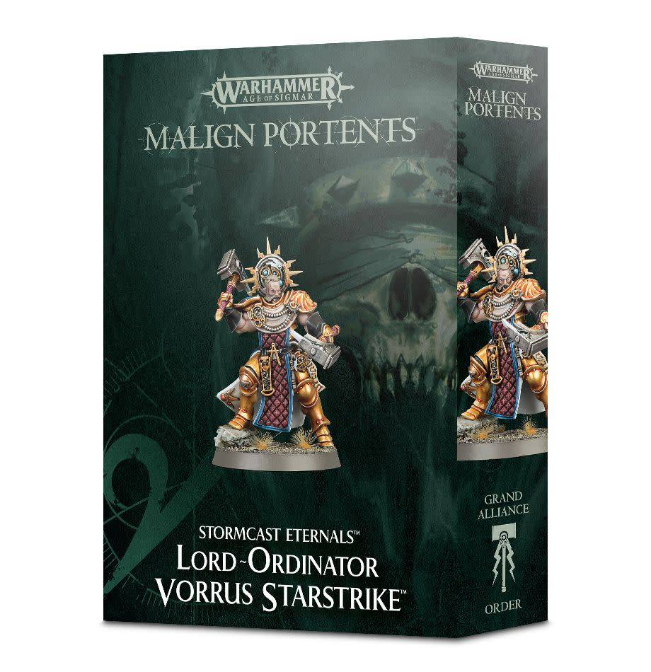 Games Workshop Lord-Ordinator Vorrus Starstrike