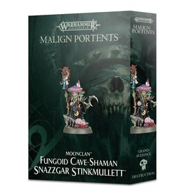 Games Workshop Fungoid Cave-Shaman Snazzgar Stinkmullett