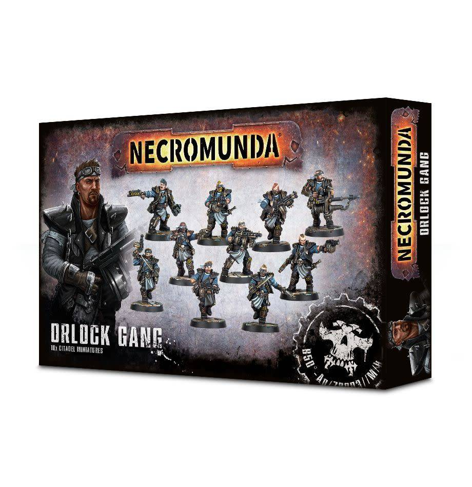 Games Workshop Orlock Gang