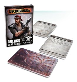 Games Workshop Orlock Gang Tactics Cards