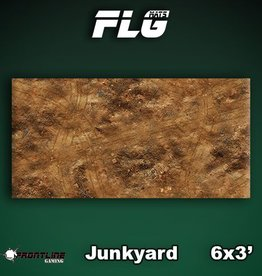 Frontline-Gaming FLG Mats: Junkyard 6x3'
