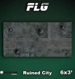 Frontline-Gaming FLG Mats: Ruined City 6x3'