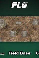 Frontline-Gaming FLG Mats: Field Base 6x3'