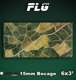 Frontline-Gaming FLG Mats: 15mm Bocage 6x3'