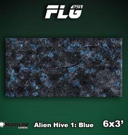 Frontline-Gaming FLG Mats: Alien Hive 6x3'